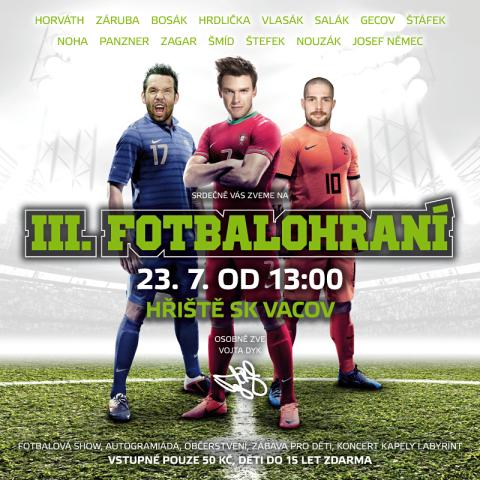 III.fotbalohraní