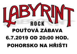 Labyrint plakát POHORSKO
