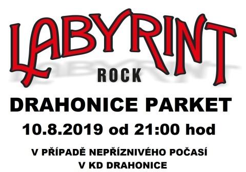 Labyrint plakát DRAHONICE_2019