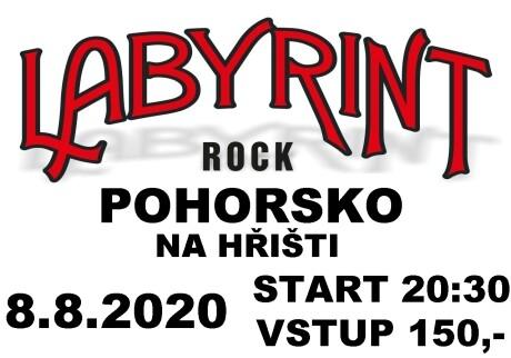Labyrint plakát POHORSKO 2020